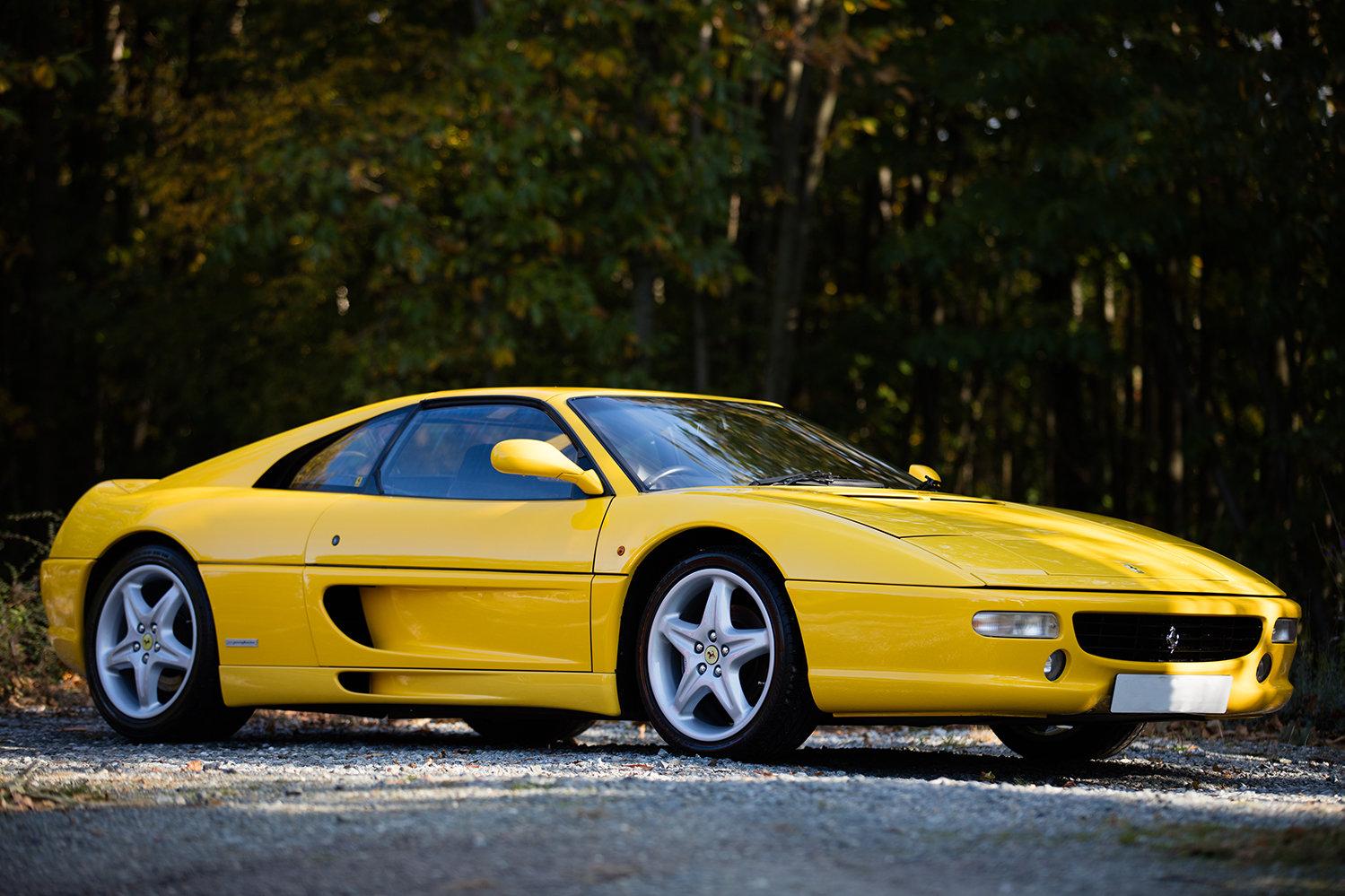 1995 Ferrari F355 GTS Manual For Sale (picture 1 of 6)