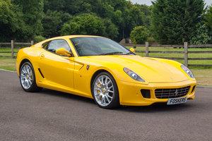 2008 Ferrari 599 GTB SOLD