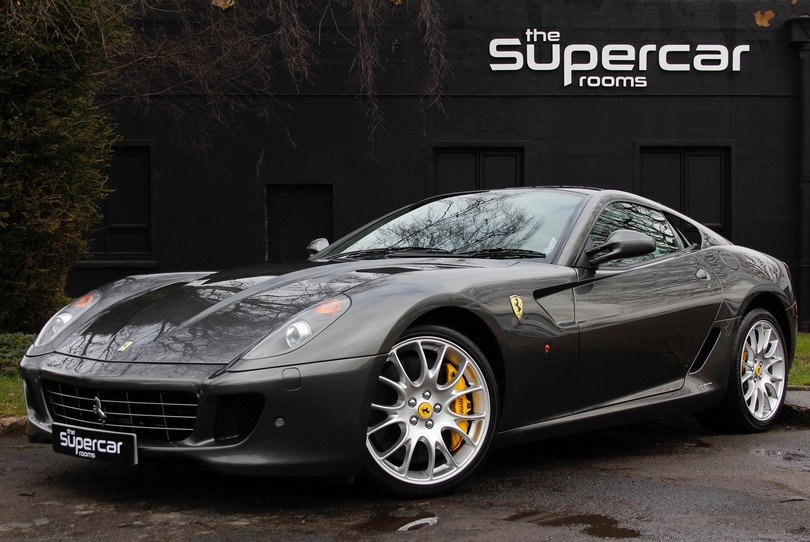 Ferrari 599 GTB - 18K Miles - 2008 - Daytona Seats For Sale (picture 1 of 6)