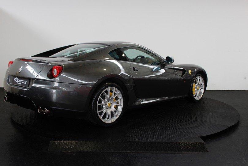 Ferrari 599 GTB - 18K Miles - 2008 - Daytona Seats For Sale (picture 3 of 6)