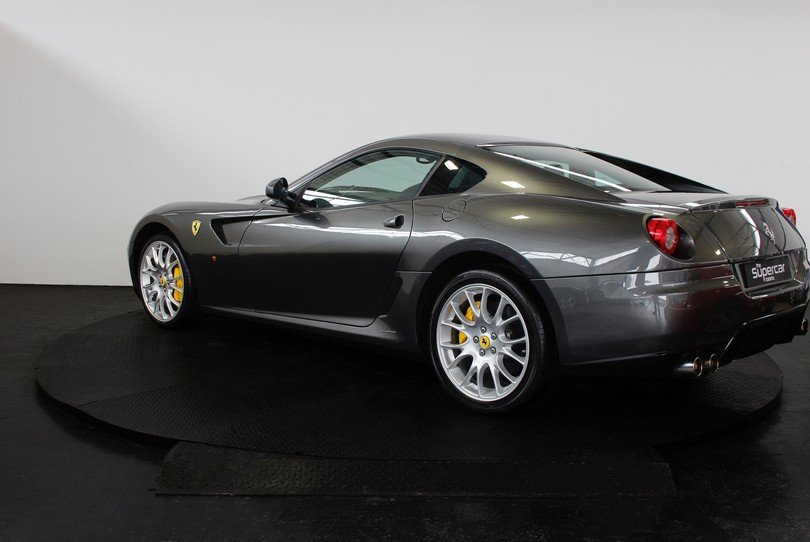 Ferrari 599 GTB - 18K Miles - 2008 - Daytona Seats For Sale (picture 4 of 6)