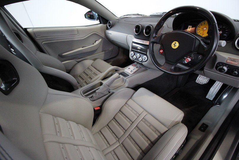 Ferrari 599 GTB - 18K Miles - 2008 - Daytona Seats For Sale (picture 6 of 6)