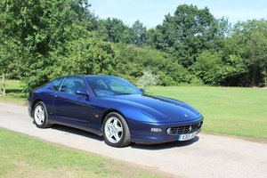 2001 FERRARI 456M GTA - 26,491 MILES For Sale