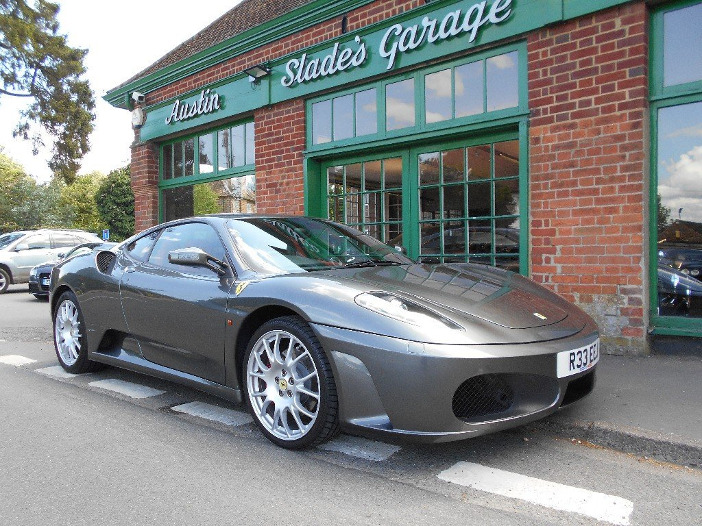 2006 Ferrari F430 Coupe Manual  For Sale (picture 2 of 4)
