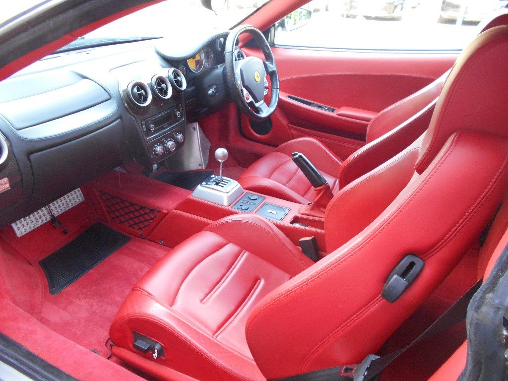 2006 Ferrari F430 Coupe Manual  For Sale (picture 4 of 4)