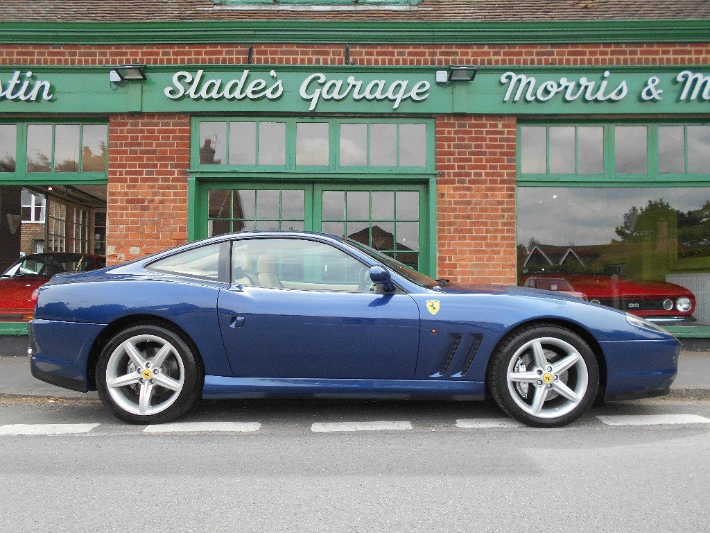 2002 Ferrari 575 F1 Maranello  For Sale (picture 1 of 4)