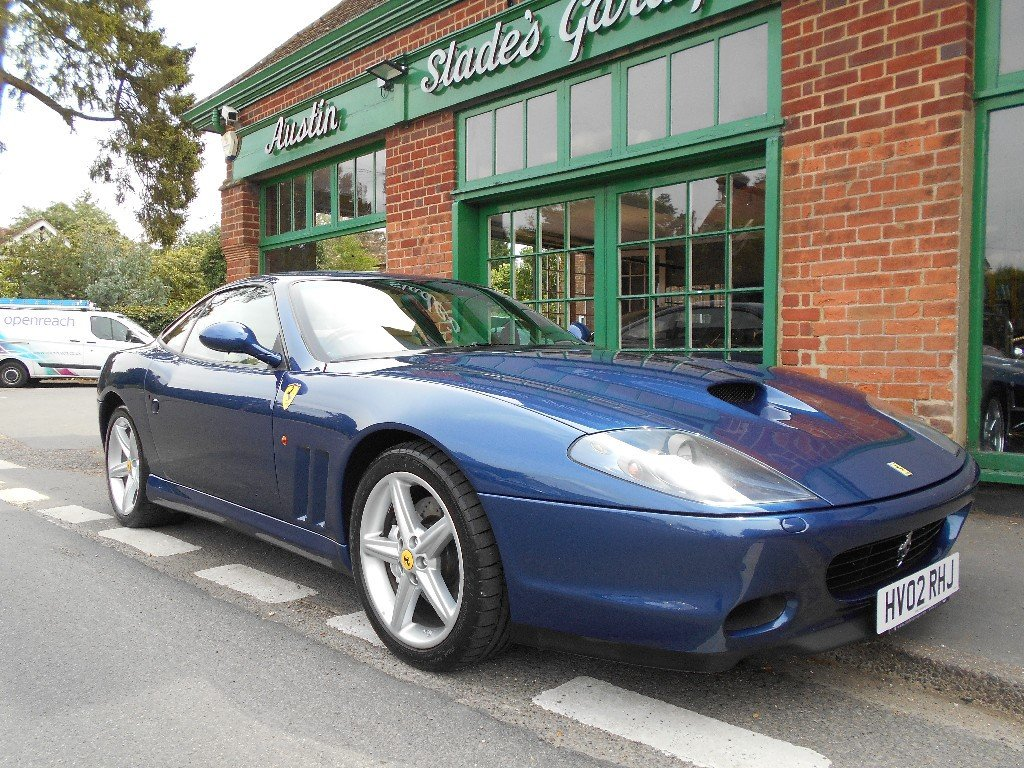 2002 Ferrari 575 F1 Maranello  For Sale (picture 2 of 4)
