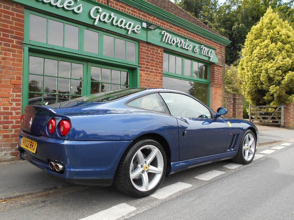2002 Ferrari 575 F1 Maranello  For Sale (picture 3 of 4)