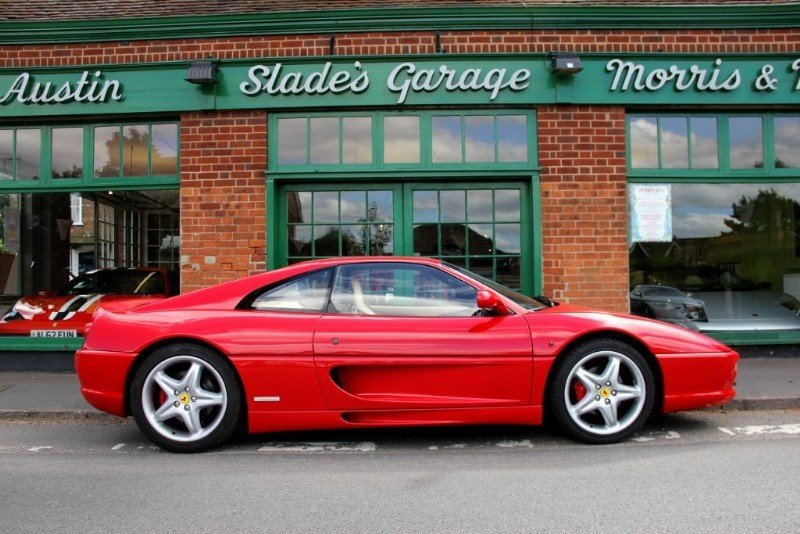 1997 Ferrari 355 GTB Coupe Manual  For Sale (picture 1 of 4)