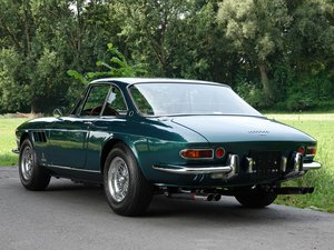 1967 Ferrari 330 GTC, one of six in Pino Verde!
