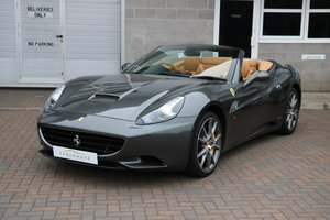 2012 Ferrari California Edition 30
