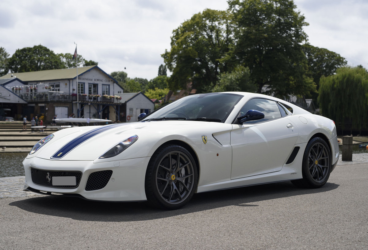 2011 Ferrari 599 GTO - Right Hand Drive for sale in London   For Sale (picture 1 of 24)