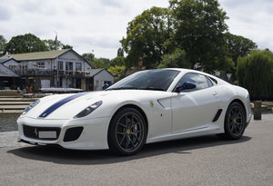 2011  Ferrari 599 GTO - Right Hand Drive for sale in London