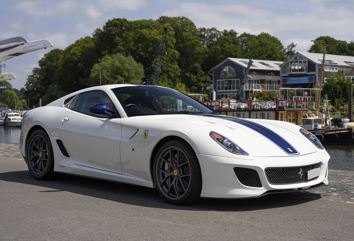 2011 Ferrari 599 GTO - Right Hand Drive for sale in London   For Sale (picture 2 of 24)