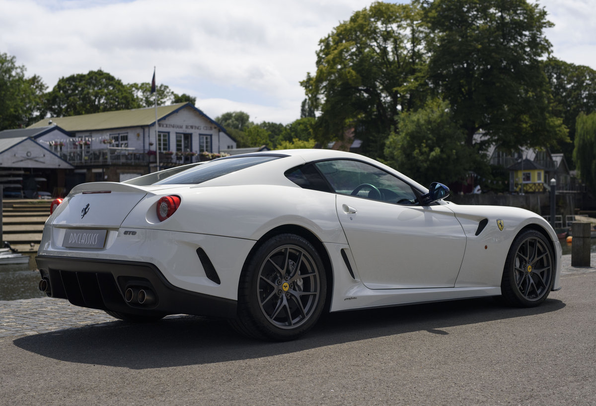 2011 Ferrari 599 GTO - Right Hand Drive for sale in London   For Sale (picture 3 of 24)