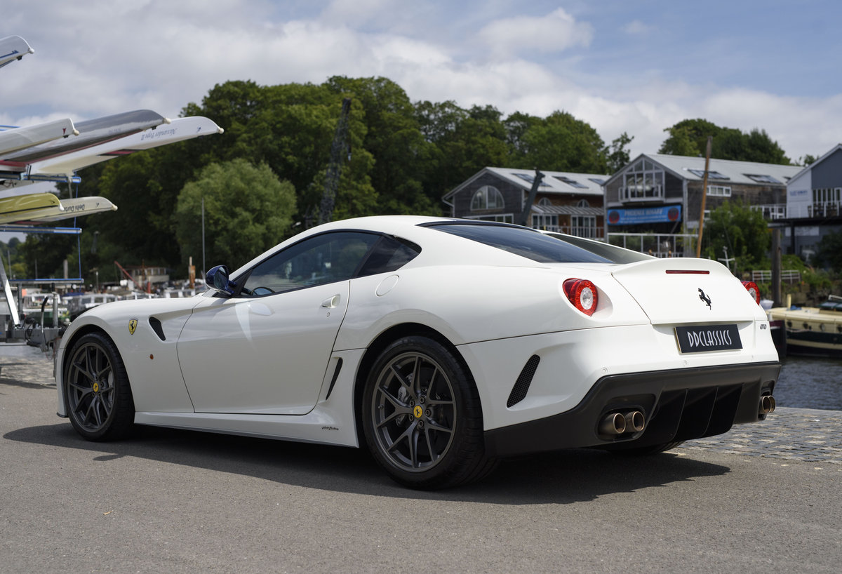 2011 Ferrari 599 GTO - Right Hand Drive for sale in London   For Sale (picture 4 of 24)