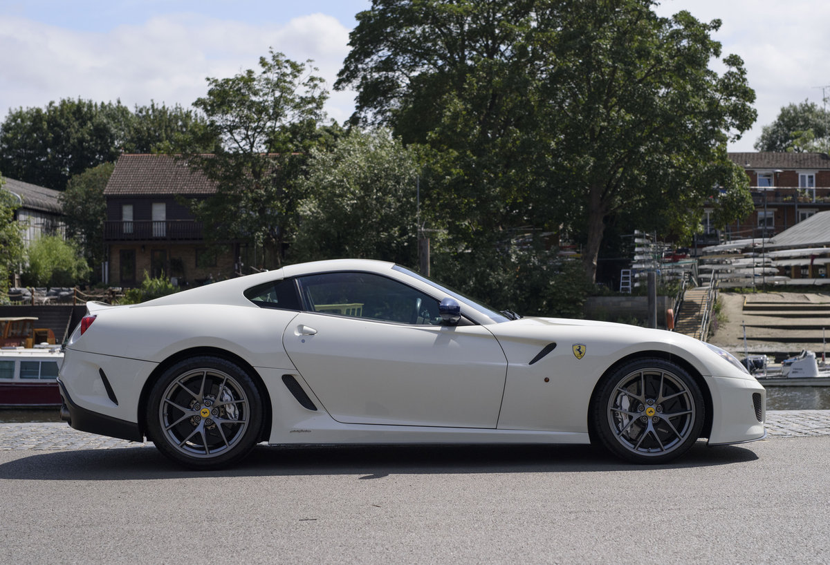 2011 Ferrari 599 GTO - Right Hand Drive for sale in London   For Sale (picture 5 of 24)