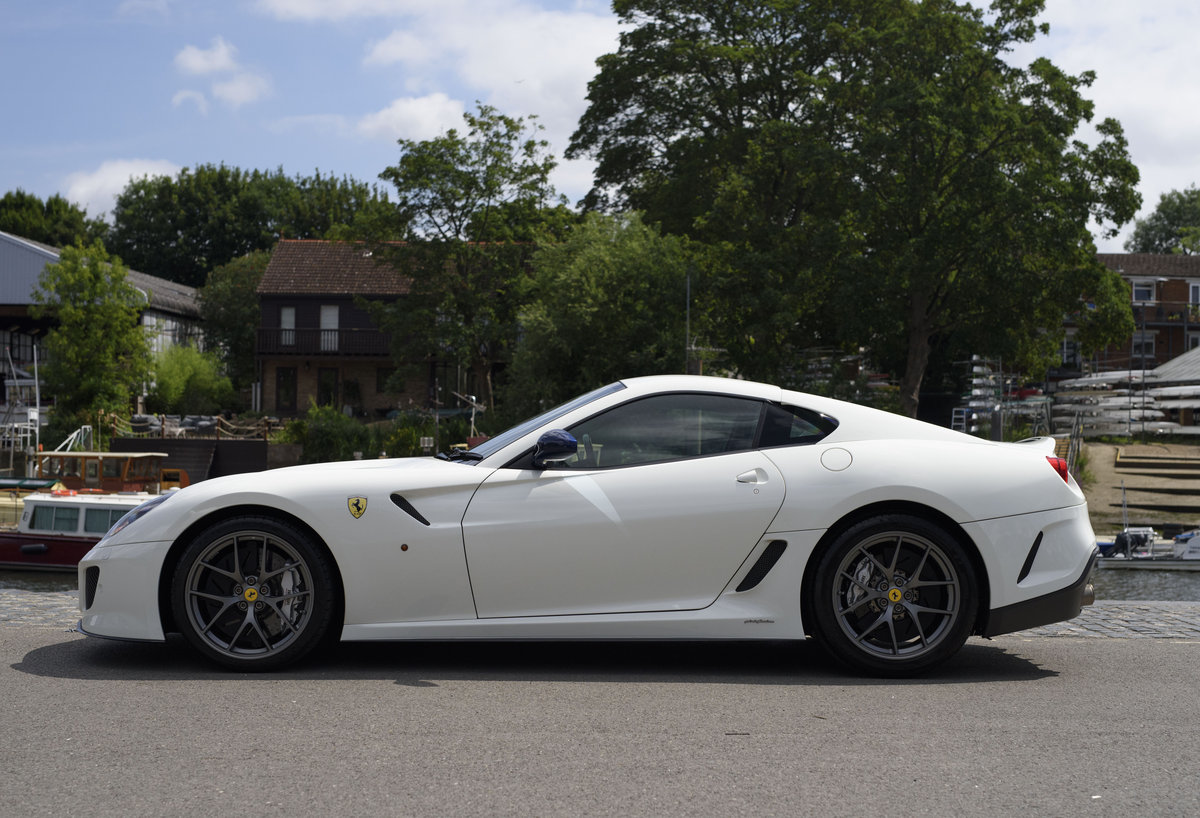2011 Ferrari 599 GTO - Right Hand Drive for sale in London   For Sale (picture 6 of 24)