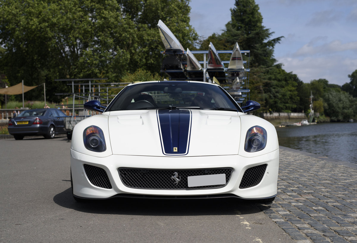 2011 Ferrari 599 GTO - Right Hand Drive for sale in London   For Sale (picture 7 of 24)