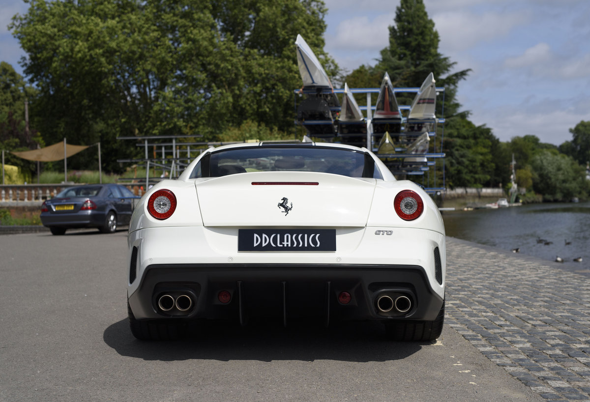 2011 Ferrari 599 GTO - Right Hand Drive for sale in London   For Sale (picture 8 of 24)