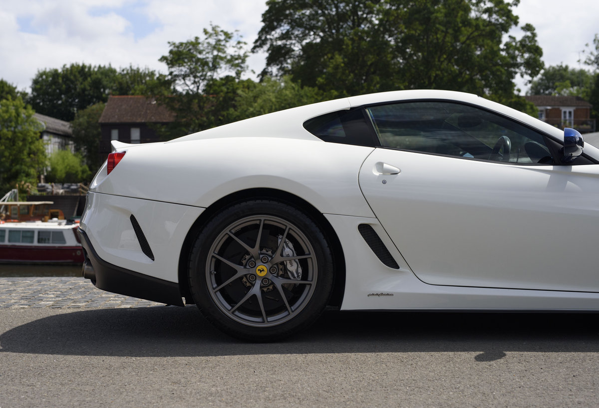 2011 Ferrari 599 GTO - Right Hand Drive for sale in London   For Sale (picture 9 of 24)