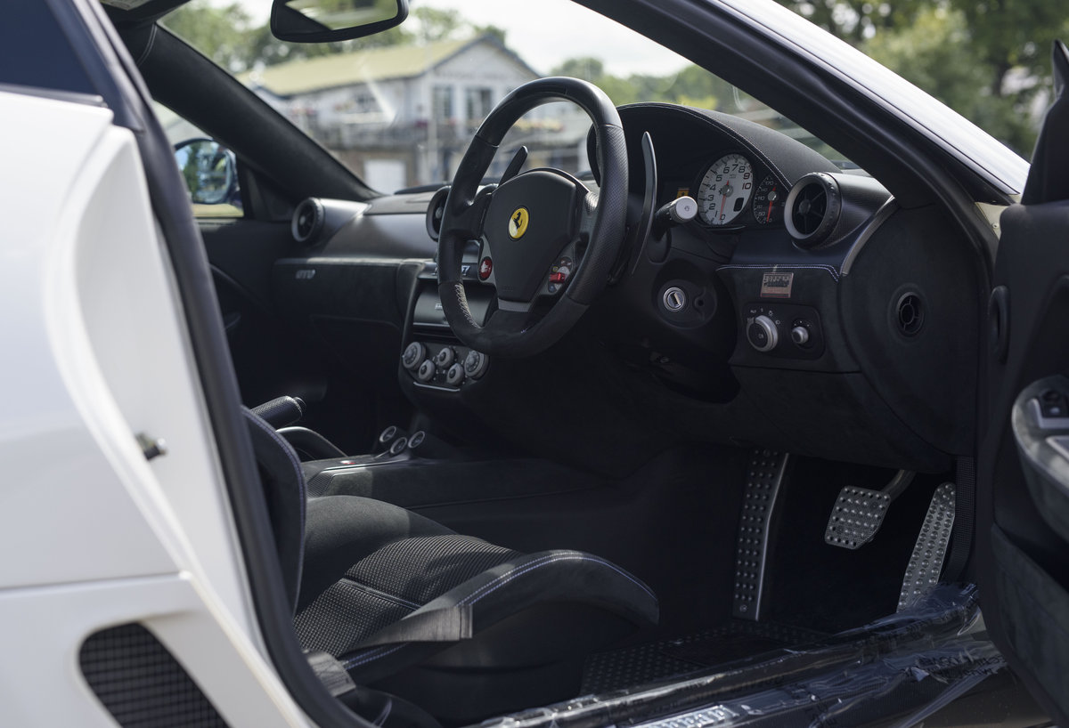 2011 Ferrari 599 GTO - Right Hand Drive for sale in London   For Sale (picture 11 of 24)
