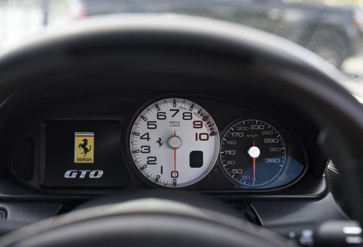 2011 Ferrari 599 GTO - Right Hand Drive for sale in London   For Sale (picture 14 of 24)