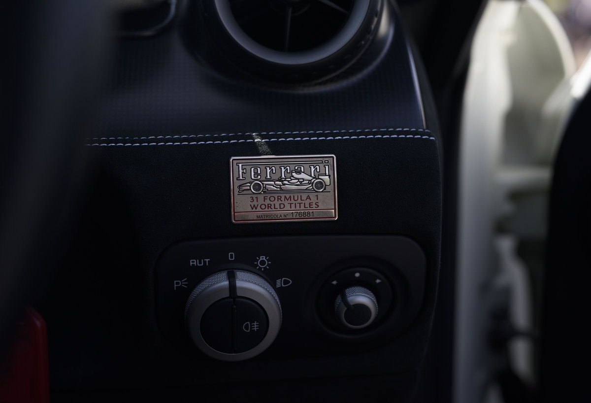 2011 Ferrari 599 GTO - Right Hand Drive for sale in London   For Sale (picture 18 of 24)