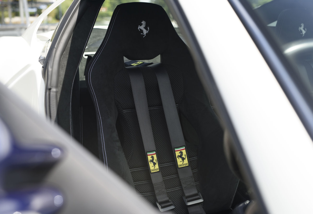 2011 Ferrari 599 GTO - Right Hand Drive for sale in London   For Sale (picture 19 of 24)