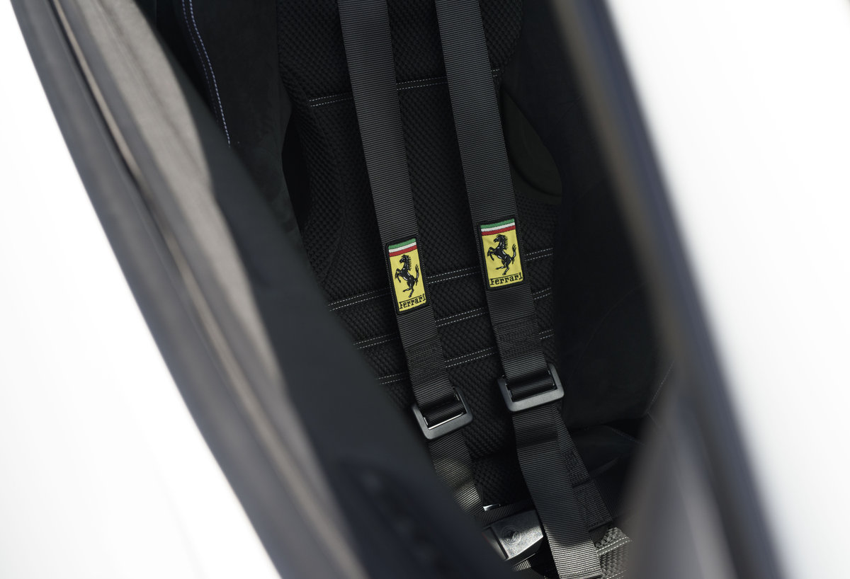 2011 Ferrari 599 GTO - Right Hand Drive for sale in London   For Sale (picture 20 of 24)