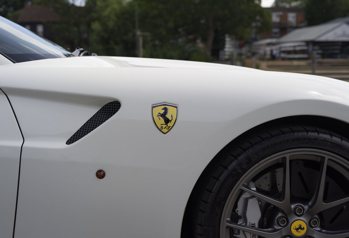 2011 Ferrari 599 GTO - Right Hand Drive for sale in London   For Sale (picture 23 of 24)