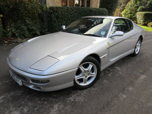 1995 Ferrari 456 GT -one of just nine
