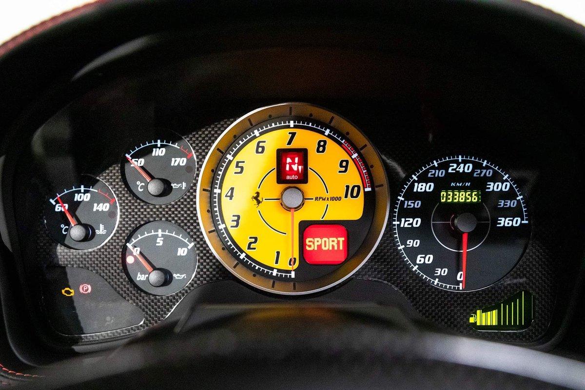 2005 Ferrari 430 Scuderia Michael Schumacher  For Sale (picture 14 of 24)