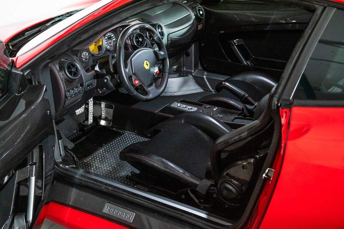 2005 Ferrari 430 Scuderia Michael Schumacher  For Sale (picture 15 of 24)