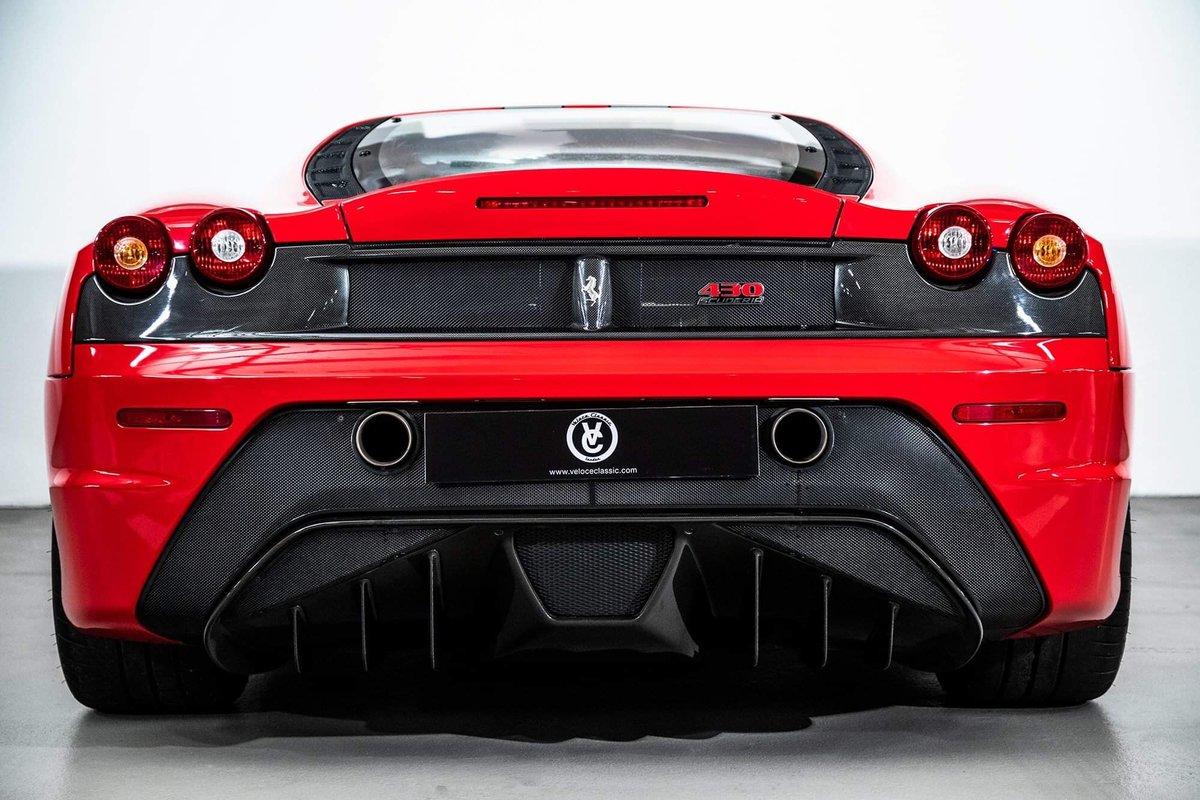 2005 Ferrari 430 Scuderia Michael Schumacher  For Sale (picture 18 of 24)