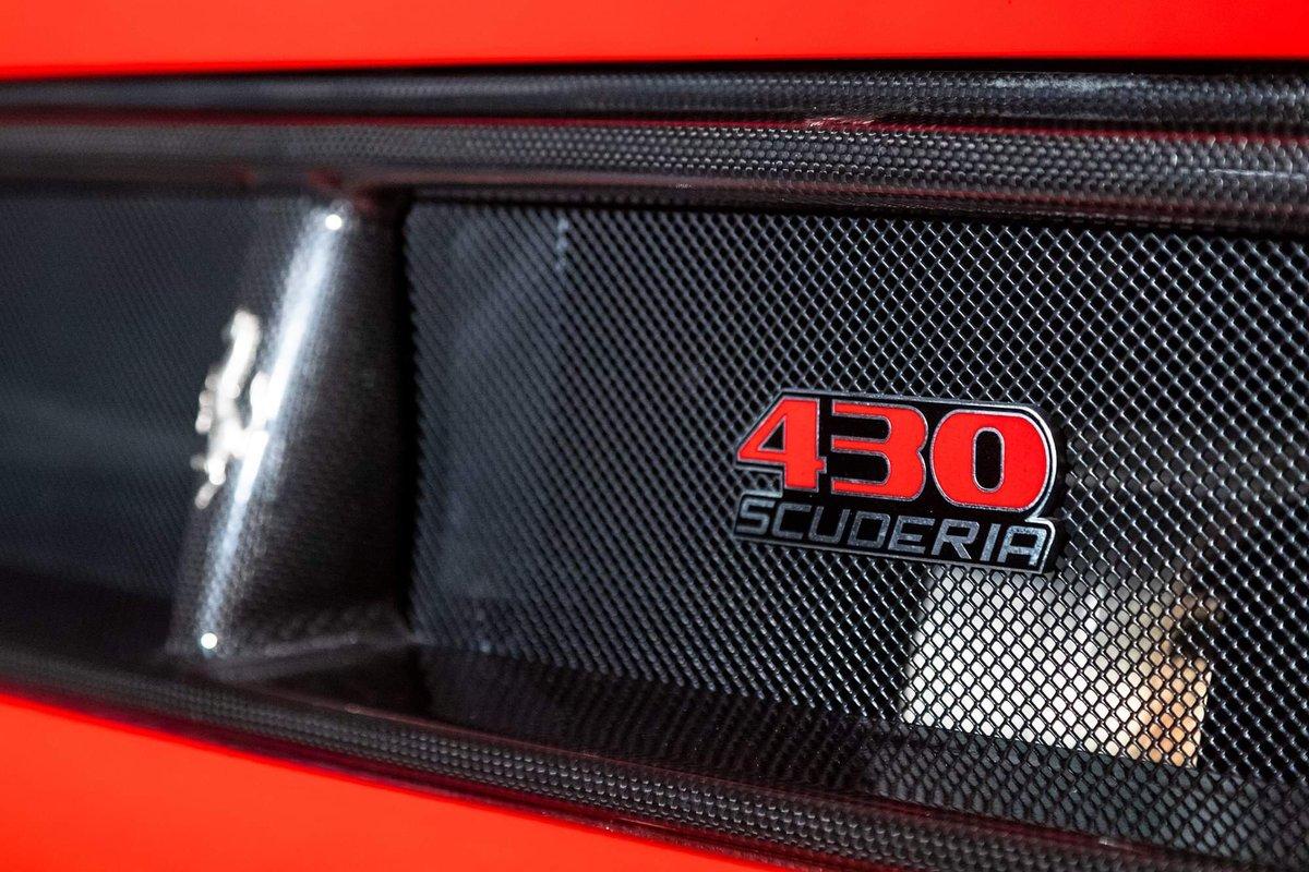 2005 Ferrari 430 Scuderia Michael Schumacher  For Sale (picture 20 of 24)