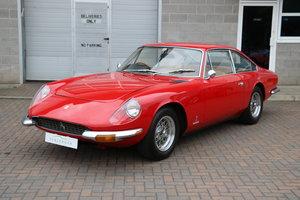 1969 Ferrari 365 GT 2+2 (Recent Engine Rebuild + Classiche)
