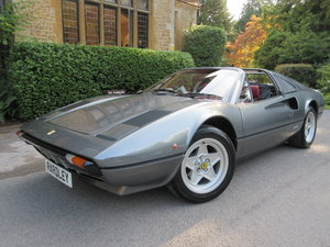 1980 Ferrari 308 GTS -uniquely finished For Sale