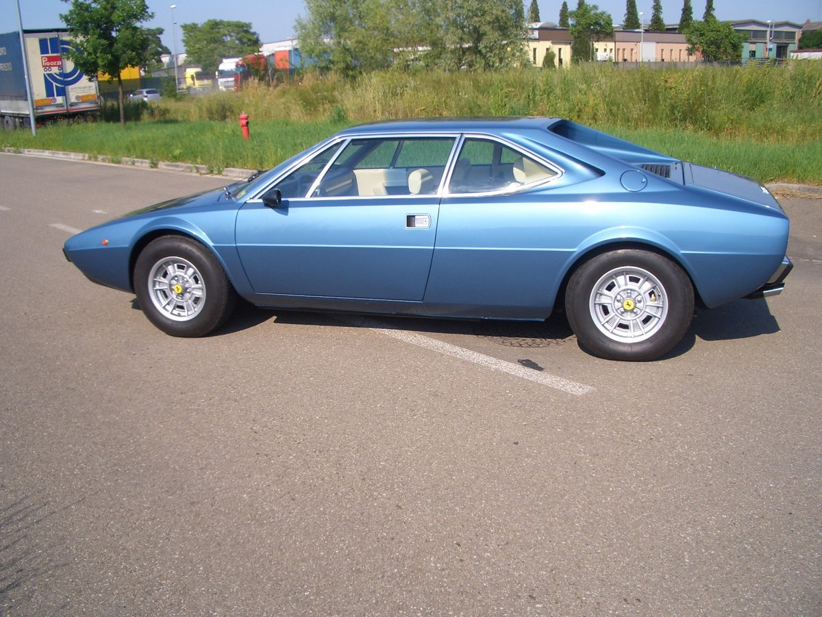 1978 The only Ferrari 308 GT4 in the world brand new For Sale (picture 1 of 6)