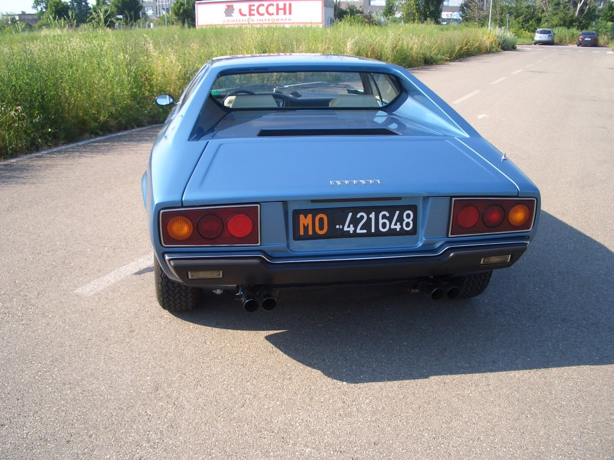 1978 The only Ferrari 308 GT4 in the world brand new For Sale (picture 2 of 6)