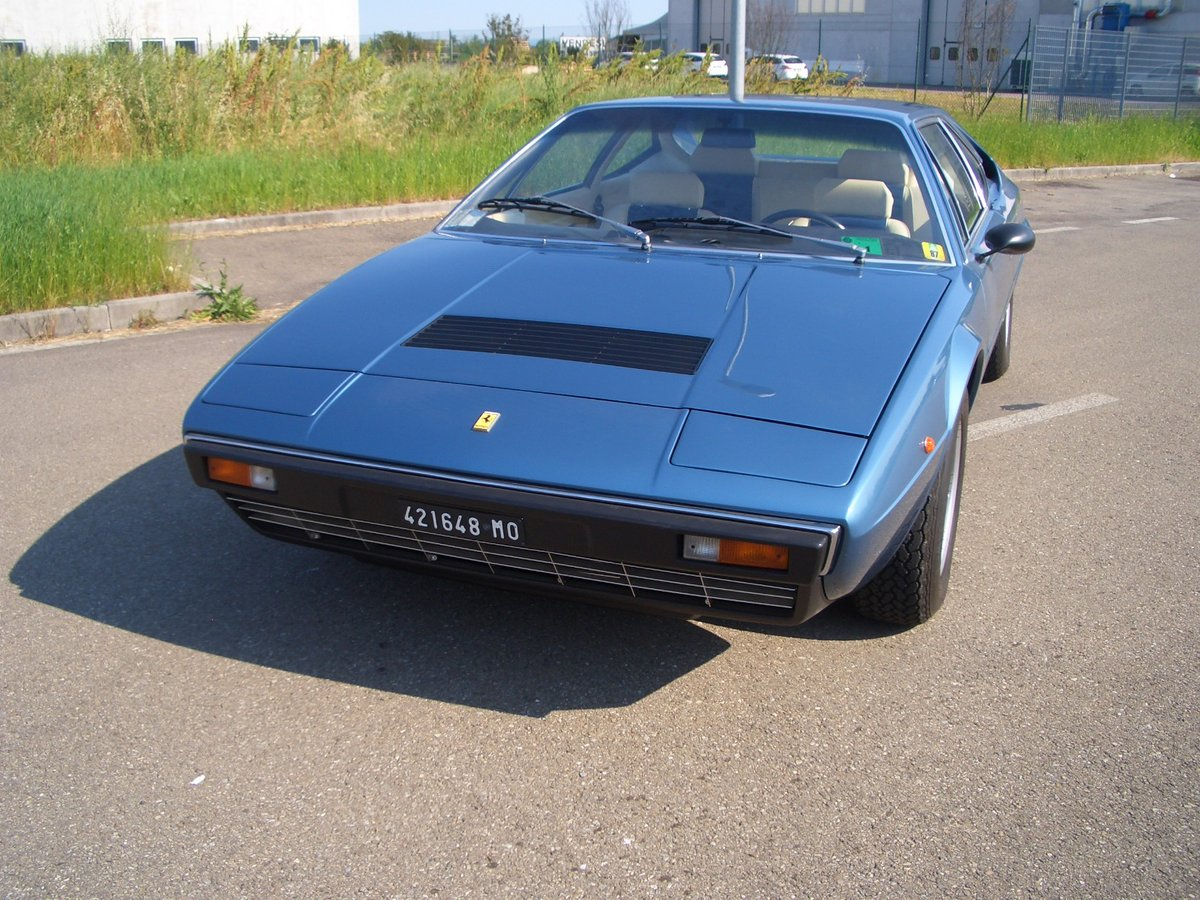 1978 The only Ferrari 308 GT4 in the world brand new For Sale (picture 3 of 6)