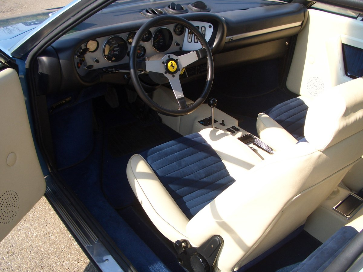 1978 The only Ferrari 308 GT4 in the world brand new For Sale (picture 4 of 6)