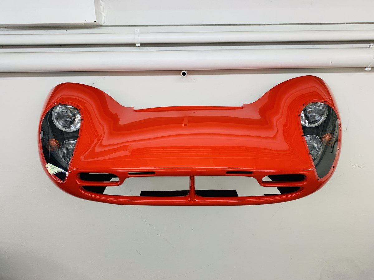 2005 Ferrari P4 Wall Front Nose For Sale (picture 2 of 6)