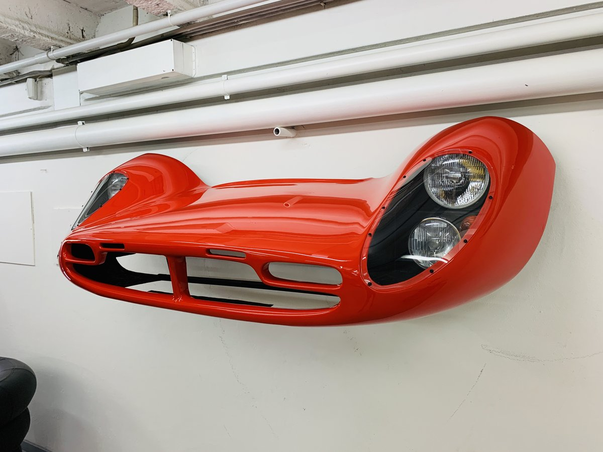2005 Ferrari P4 Wall Front Nose For Sale (picture 3 of 6)