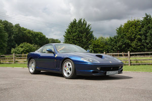 2002 Ferrari 550 Maranello SOLD