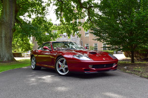 1998 550 Maranello - 1 0f 457 RHD For Sale