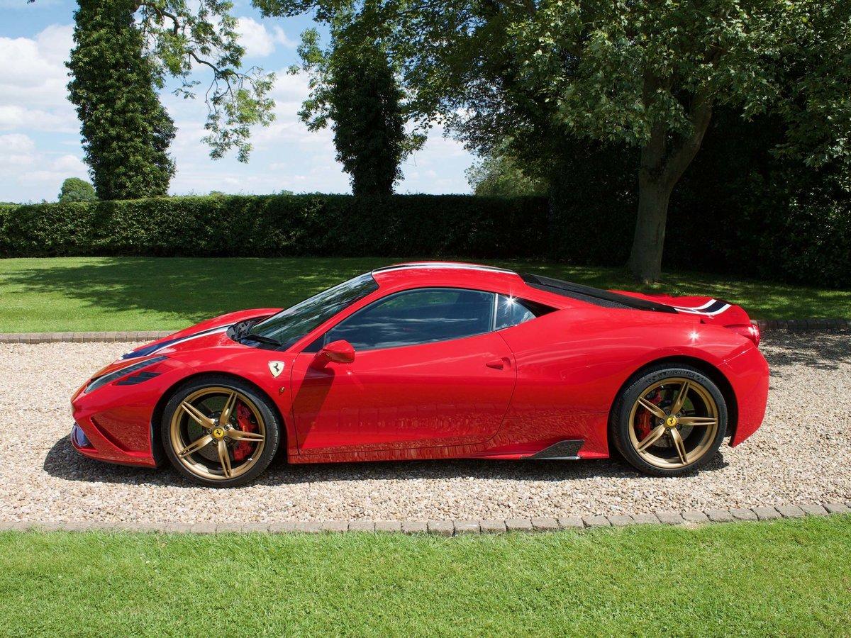 2015 Ferrari 458 Speciale  For Sale (picture 2 of 6)