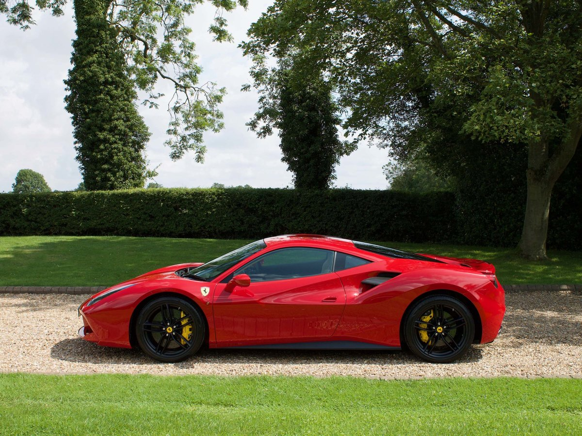 2018 Ferrari 488 GTB  For Sale (picture 3 of 6)