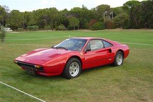 1980 Ferrari 308 gtb carbu carter sec caisse acier For Sale