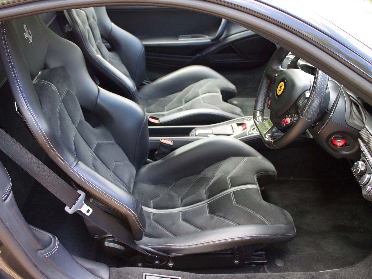 2011 Ferrari 458 Italia with Ferrari warranty For Sale (picture 4 of 6)